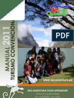 Apu Aventura. Manual Convencional 2011 (Agencias)