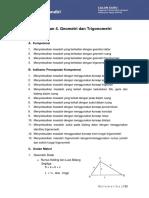 Geometri dan Trigonometri