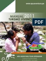 Apu Aventura. Manual Vivencial 2011 (Agencias)