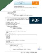 Soal-Test-Java-Teori