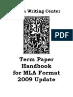 MLA_Handbook_2009-1
