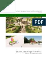 A-Memoria Descriptiva Parque Platanal-01