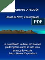 El Proposito de La Religion
