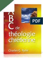 ABC de théologie chrétienne°Charles C. RYRIE°5320 (1)