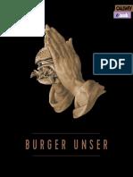 Burger Unser Das Standardwerk - Hubertus Tzschirner, Nicolas Le
