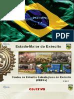 A Concepcao Estrategica Do Exercito Brasileiro e Os Projetos Decorrentes