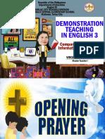Demonstration Teaching in English 3.Virginiaaguilar