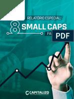 Relatorio 8 Small Caps 2021