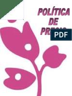 POLÍTICA DEL PRECIO