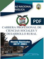 DISEÑO CURRICULAR - CIENCIAS SOCIALES Y DESARROLLO RURAL___CORREGIDO EL 18-05-19 (1)