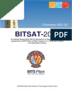 BITSAT-2021Brochure