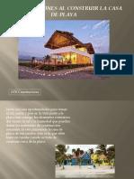 ATB-Constructores - Construir La Casa de Playa
