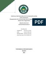 Proposal PKM 2021 Abon bandeng