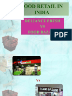 FOOD RETAIL IN INDIA