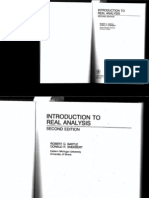 introduction to real analysis bartle solutions manual free download