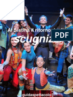 Guida Spettacolo a Roma - newsletter n. 1 / 2011