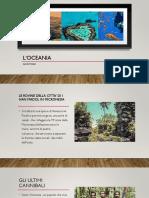 Oceania Geostorie