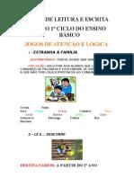 JOGOS DE LEITURA E ESCRITA