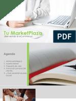 TumarketPlaza Presentacion de Negocio