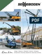 Crane Line Brochure de(Cec)