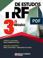 Guia de Estudos TRF3