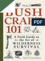 Um Guia de Campo Para a Sobrevivência Na Natureza