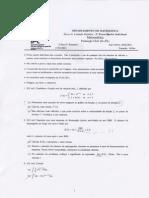 Frequência Matematica 17-01-2011