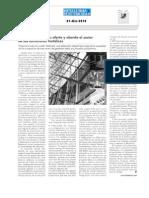 Lantek diversifica su oferta y aborda el sector de las estructuras metálicas