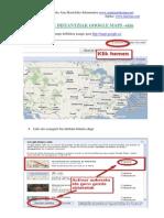 NOLA NEURTU DISTANTZIAK GOOGLE MAPS