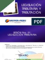 S1 - Resumen - Legislación Tributaria