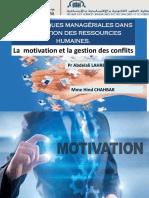 Motivation Et Gestion Des Conflits Lahrech