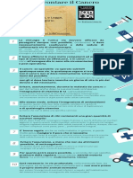 (Infografica PDF) Consigli utili su come affrontare il cancro.