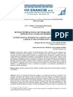 DIVISÃO INTERNACIONAL DO TRABALHO E TRABALHO INTELECTUAL NA ERA DA INFORMAÇÃO