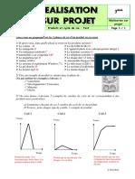 TD Cycle de Vie Du Produit Correction