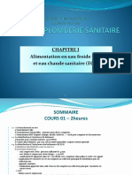 Cours Plomberie Partie i Ch1