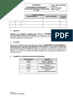 CHVP-CONT-0002 - MANTENIMIENTO CONTROLADOR FISHER C1