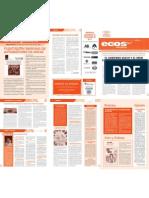 Boletín Informativo de APDEMA Ecos 89 junio 2010
