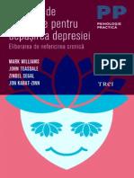 Exerciţii de Meditaţie Pentru Depăşirea Depresiei-Mark Williams, John Teasdale, Zindel Segal, Jon-Kabat Zinn