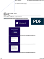 Windows 8.1 RTM - (x86-x64) - Italiano