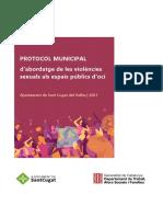 Protocol contra les violències masclistes