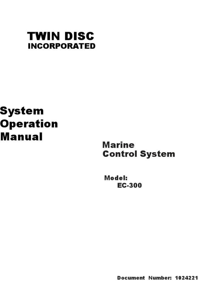 inversor twin disc 1 manual transmission transmission mechanics rh scribd com twin disc quickshift ec300 manual twin disc power commander ec 300 manual