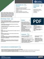 Formato Definicion y Caracteristicas Design Thinking