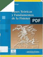 443106356 Bases Teoricas y Fundamentos de La Fisioterapia PDF
