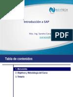 Introduccion SAP Presentacion