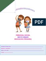 EVALUACIÓN DIAGNOSTICA Personal social actualizado