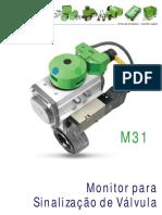 monitor de posiçao de valvulas