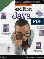 Head Start Java