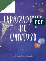 Exploradoras Do Universo