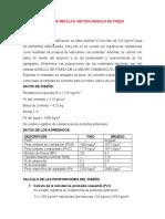 DISEÑO DE MEZCLAS-MÉTODO DE MÓDULO DE FINURAS