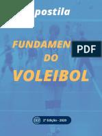 Apostila Fundamentos Do Voleibol